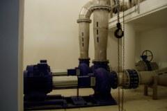 "Pumna stanica za pranje filtera PPV ""Mojdež"" – Herceg Novi Q= 600 l/s"