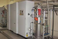 """Generatori ozona PPV """"Gorina"""" – Leskovac Q= 840 l/s"""