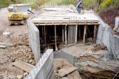 Kaptaža ''Crno Vrelo'' u izgradnji u Novoj Varoši Q = 30-800 l/s