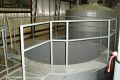 Rekonstruisani otvoreni i zatvoreni filteri sa višeslojnom filterskom ispunom na  PPV ''Divčibare''u Valjevu Q = 20 l/s